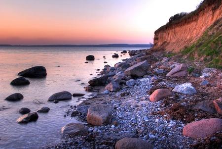 Coast in Denmark