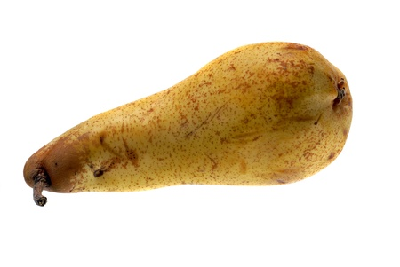 A ripe pear