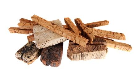Cork for fishing