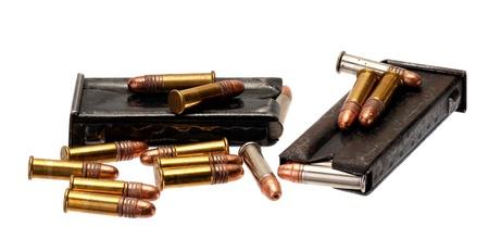 ammunition: Cal 22 rimfire ammunition