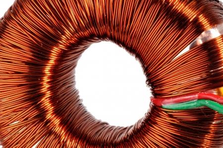 magnetismo: Anello nucleo del trasformatore