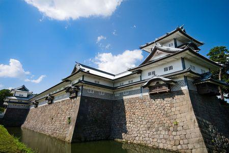 ishikawa: Kanazawa castle, Japan