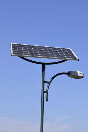 Photovoltaic light photo