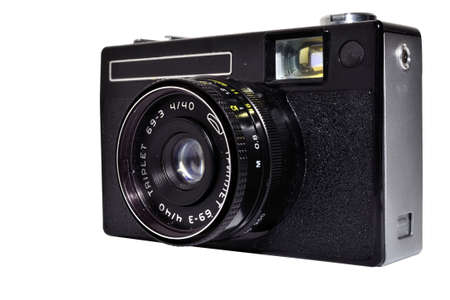 old camera Stock Photo - 12712660