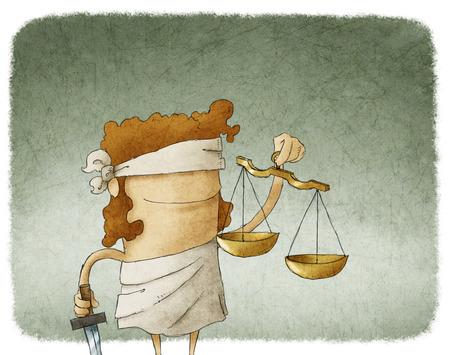 Justicia de la señora
