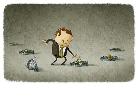 business trap