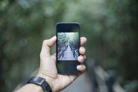 Phone Camera Standard-Bild
