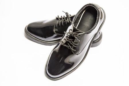 doublet: Black Shoes