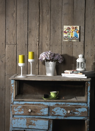 drawers: antique chest of drawers with many drawers in antique wood