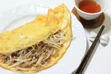 vietnamese food, B�nh x�o  photo