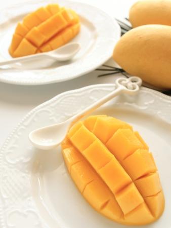 phillipine: freshness mango from Phillipine for gourmet dessert