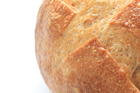 frans brood: french bread with copy space