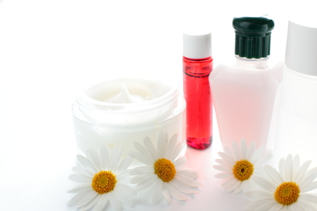 Skin care lotion and facial cream