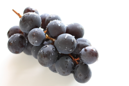 Japanese autumn fruit, Kyoho grape