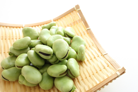 freshness broad bean