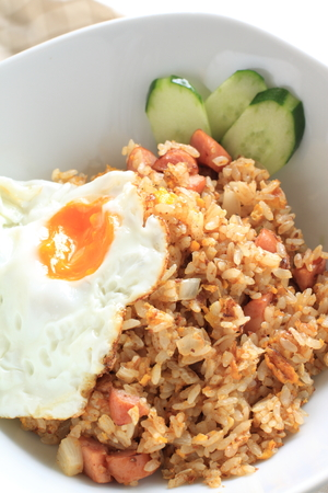 goreng: Indonesian food, Nasi goreng
