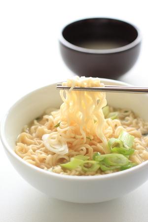 Korean Ramyeon ramen noodles
