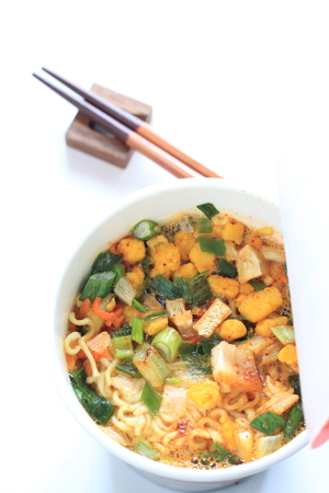 instant noodles: instant noodles