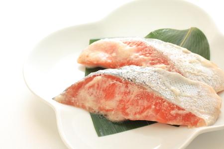 pickling: japanese food, saikyouyaki pickling fish Stock Photo