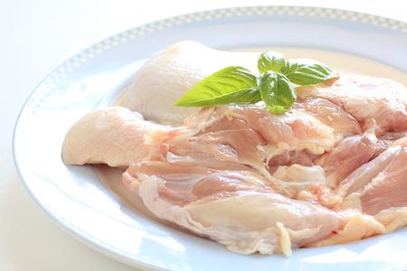 freshness: pollo fresco con albahaca