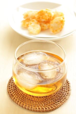 日本の麦茶