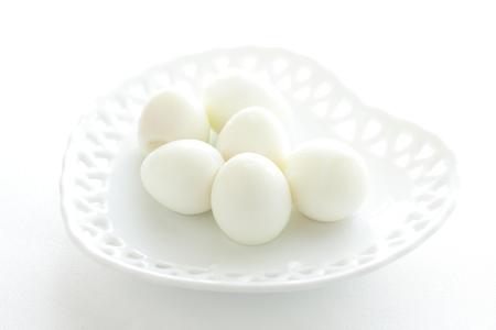 hard boiled: hard boiled squil egg