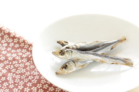 Japanese food, dried fish
