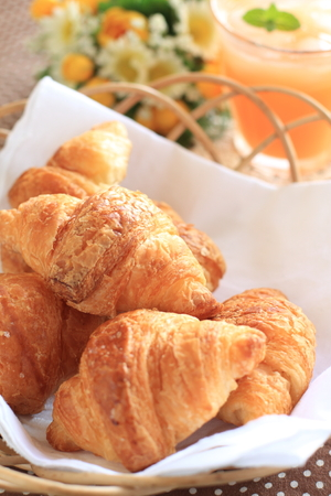 frans brood: french Bread Croissant