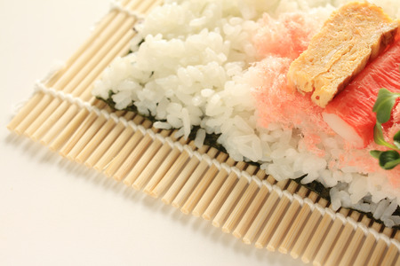 flak: Japanese sushi cooking Stock Photo