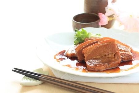 dongpo: Chinese food, dongpo pork and sake