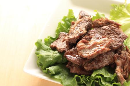 韓国料理焼肉焼肉大理石