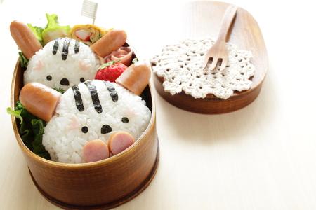 bento: Homemade Kyaraben Bento