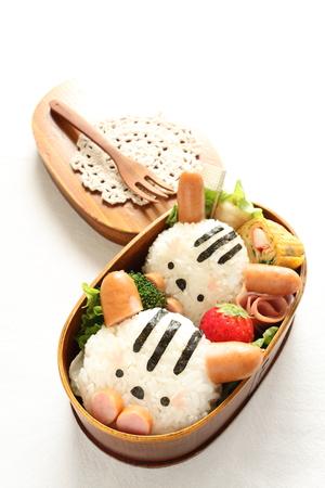 手作りキャラ弁 Bento