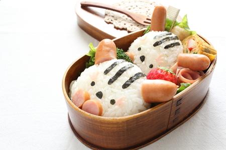 bento box: Homemade Kyaraben Bento
