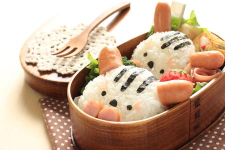 FOOD BOX: Homemade Kyaraben Bento