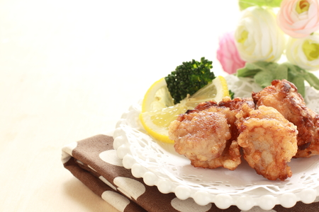 enzymes: ShioKoji Fried chicken for Japanese food image