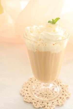 iced coffee: homemade iced coffee