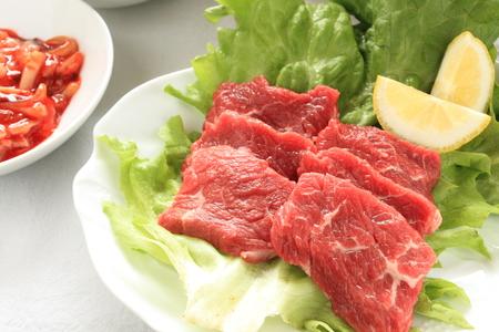 the freshness: Freshness Japanese beef for Korean barbecue image