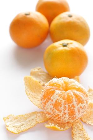 mandarin orange: mandarin orange