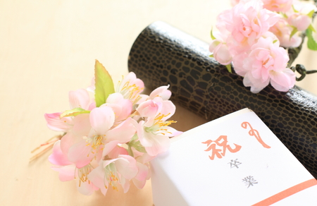 japanese culture: Japanese culture, gift for graduation