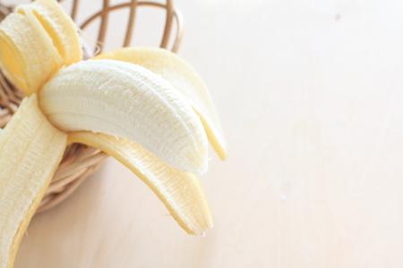 frescura: frescura plátano