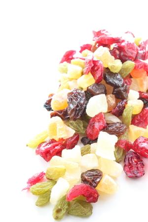 dried fruit: Dried fruit Stock Photo
