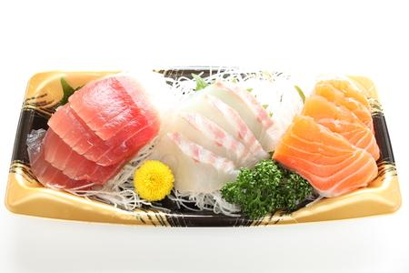 frescura: La cocina japonesa, frescura salmón, el atún, la dorada