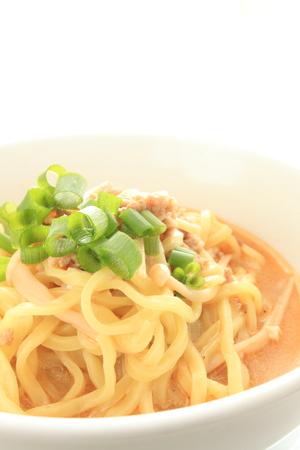 carne picada: Comida china, DanDanMen picante fideos mince