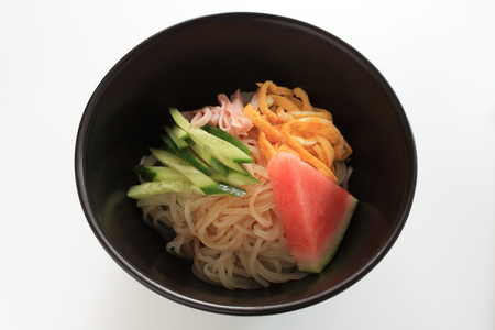 cold: asian food, cold noodle