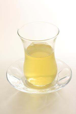 japanese green tea: Japanese green tea Stock Photo