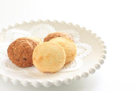 dulce de leche: Caramel cookie Foto de archivo