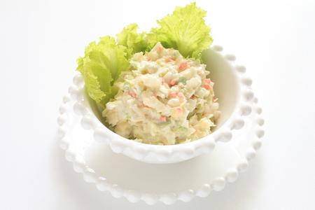 homemade Creamy Coleslaw Фото со стока