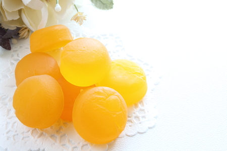 gummy: Mango gummy