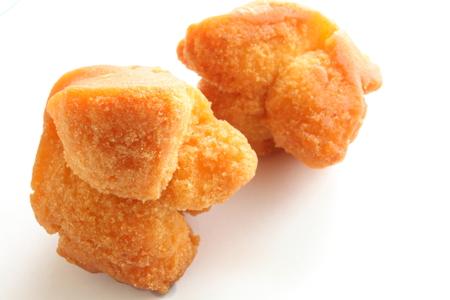 sata: Okinawa food, doughnut Sata andagi